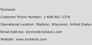 rockauto-customer-service