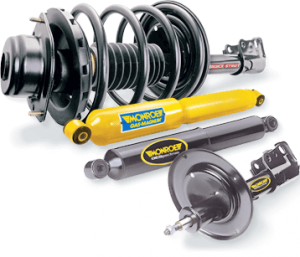 $100 Cash Back Monroe Shock/Strut Rebate